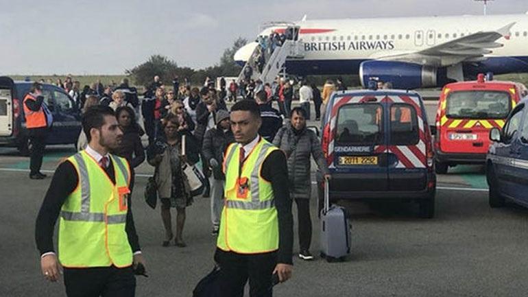 Εκκενώθηκε για λόγους ασφαλείας αεροπλάνο της British Airways στο Σαρλ ντε Γκολ