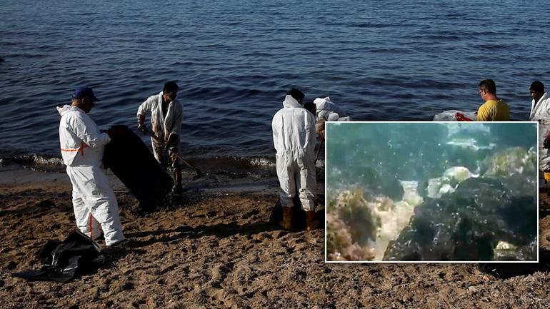 ''Νεκρά Θάλασσα'' ο βυθός της Σαλαμίνας