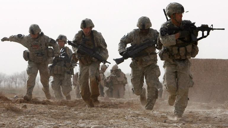 «Καθ΄ οδόν προς το Αφγανιστάν» επιπλέον Αμερικανοί στρατιωτικοί