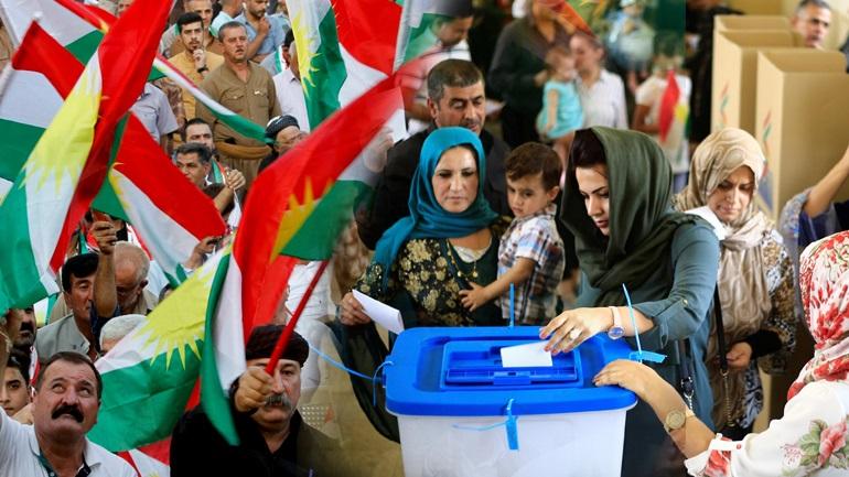 """Κουρδιστάν: """"Xύθηκε πολύ αίμα για να φτάσουμε ως εδώ"""""""