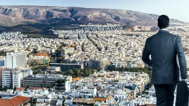 """Οι """"λύκοι του Real Estate"""" στην Αθήνα"""