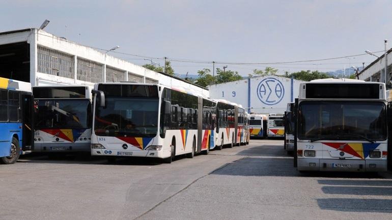 ΟΑΣΘ: Αλλαγή του λογισμικού στα λεωφορεία εντός τεσσάρων εβδομάδων
