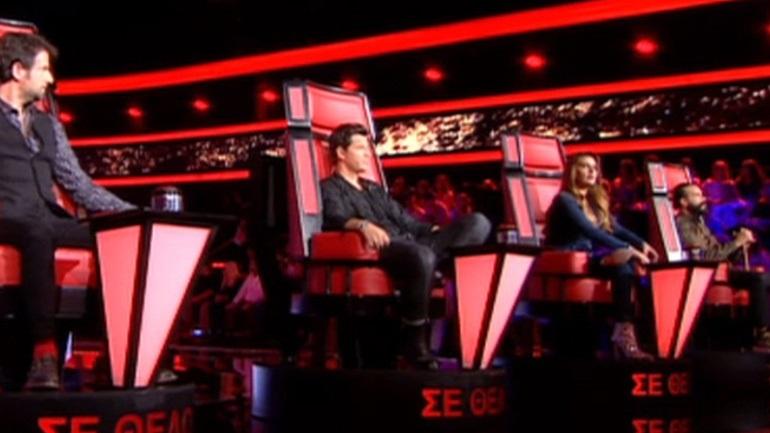 Βίντεο: Στη σκηνή του The Voice η πρώην σύζυγος του Μπο, Έλενα Αρμάο
