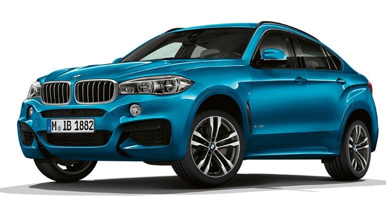Πιο σπέσιαλ από ποτέ οι BMW X5 και X6
