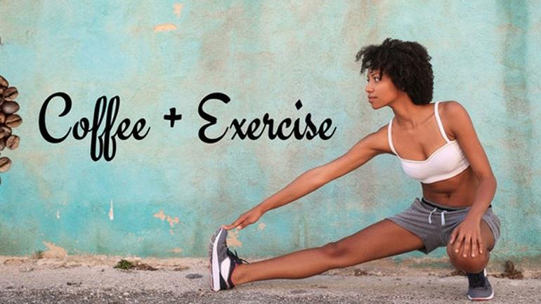 Γιατί πρέπει να πίνεις καφέ πριν την άσκηση