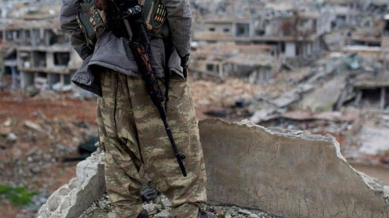 Συρία: Συνεχίζονται οι μάχες για την απελευθέρωση της Ράκα από τους τζιχαντιστές