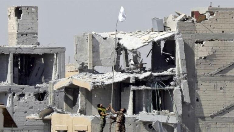 Έπεσε η Ράκα, η μέχρι πρότινος άτυπη πρωτεύουσα των τζιχαντιστών
