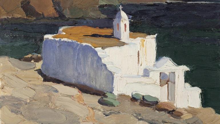 Greek Sale του Bonhams: Η Ελληνική Τέχνη και πάλι στο προσκήνιο με 88 επιλεγμένα έργα