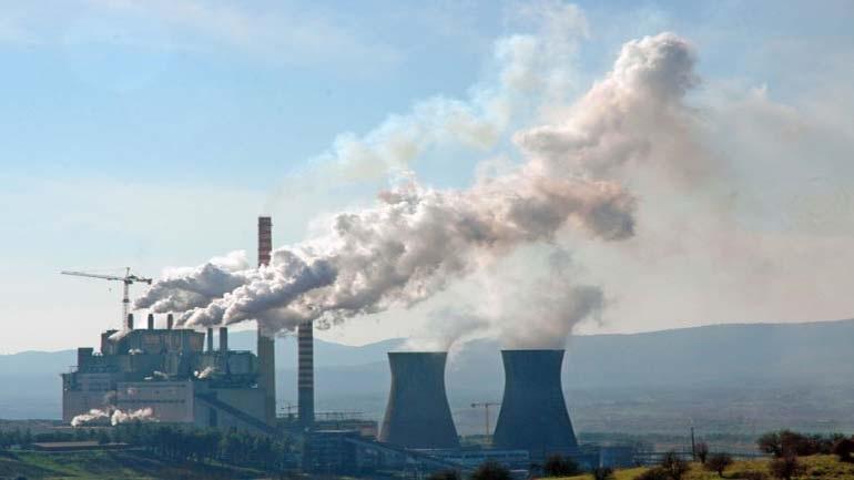 Μειώθηκαν οι εκπομπές διοξειδίου του άνθρακα στην Ελλάδα