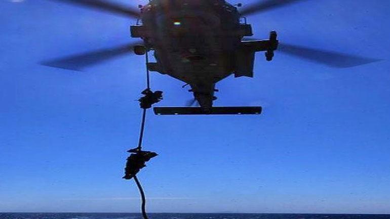 Δράσεις του Πολεμικού Ναυτικού στη Θεσσαλονίκη