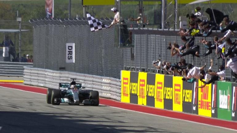 Formula 1: Νικητής ο Hamilton - Παγκόσμια πρωταθλήτρια η Mercedes