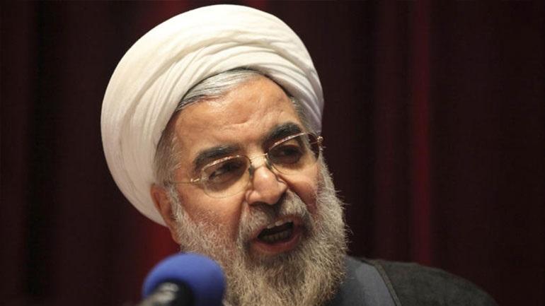 Ρουχανί: «Θα συνεχίσουμε να κατασκευάζουμε πυραύλους»