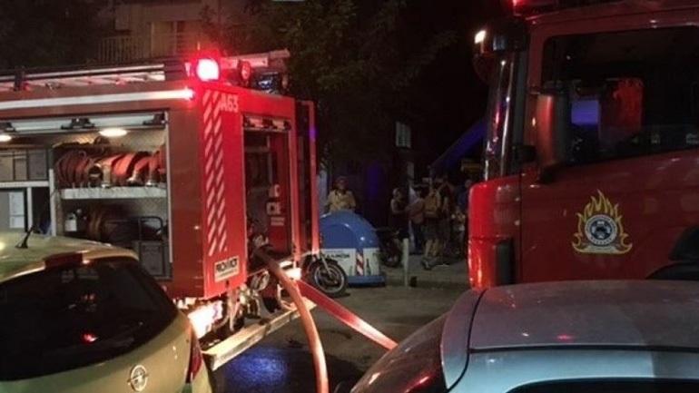 Θεσσαλονίκη: Ζημιά 30.000 ευρώ λόγω φωτιάς σε ταβέρνα στο κέντρο της πόλης