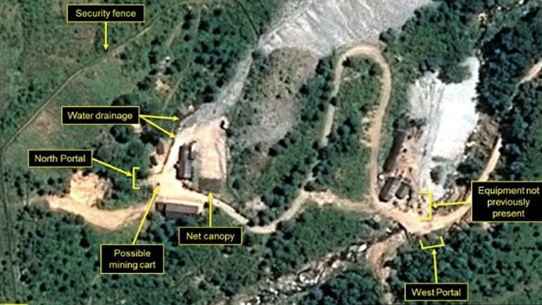 Δυστύχημα σε πυρηνικές εγκαταστάσεις της Β. Κορέας - 200 νεκροί