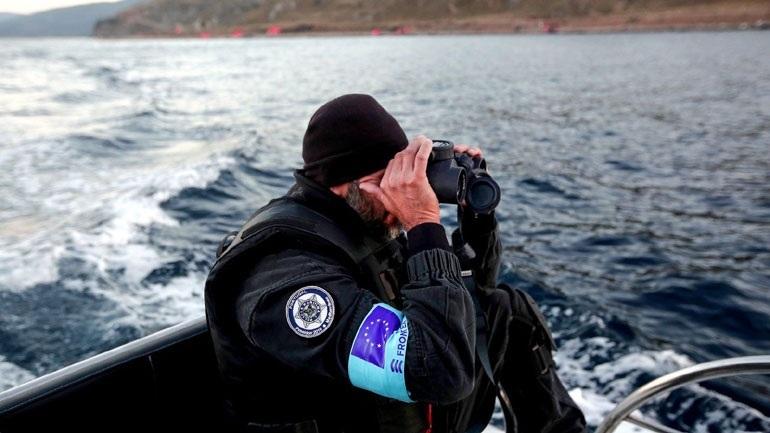Εντοπισμός πλοιαρίου με 49 μετανάστες ανοικτά της Λέσβου