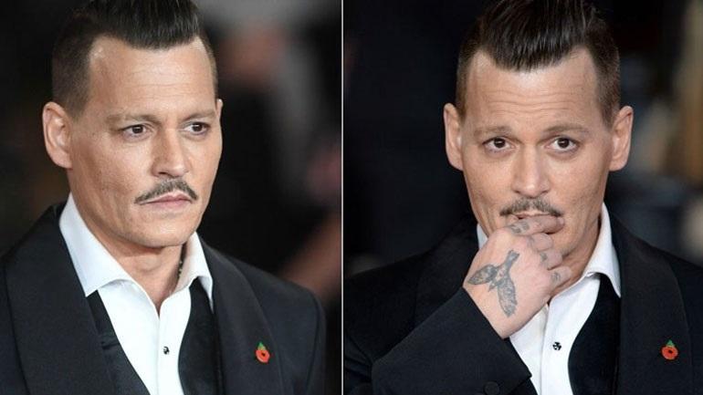 Johnny Depp: Πήγε μεθυσμένος στην παγκόσμια πρεμιέρα του «Orient Express»!