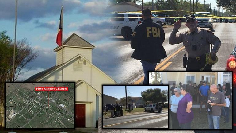 Μακελειό στο Τέξας με τουλάχιστον 27 νεκρούς