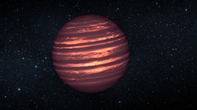 Ανακαλύφθηκε πλανήτης τόσο μεγάλος που μπορεί να μην είναι καν πλανήτης