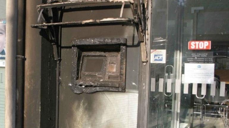 Έκρηξη σε ATM στη Νέα Πέραμο