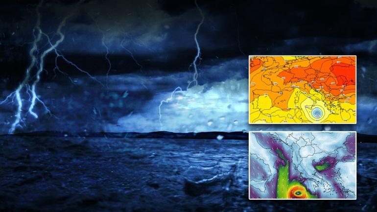 Αποτέλεσμα εικόνας για κυκλώνας μεσόγειος