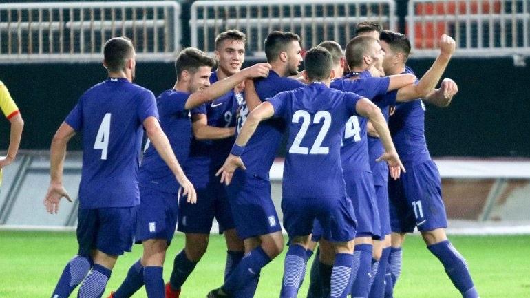 Μάγκικη πρόκριση για την Εθνική Νέων, 2-1 με ανατροπή τη Ρωσία