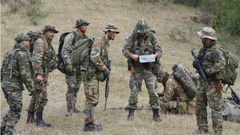 Στην τρίτη θέση της ΕΕ η χώρα μας στους ετοιμοπόλεμους στρατούς