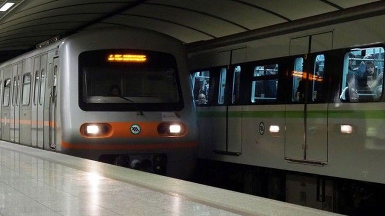 Κλειστοί σταθμοί του μετρό στο κέντρο της Αθήνας λόγω Πολυτεχνείου