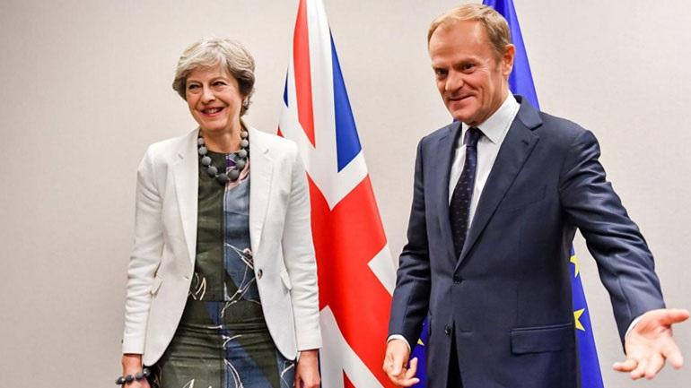Brexit: «Περισσότερη δουλειά» και «πρόοδο» μέχρι τις αρχές Δεκεμβρίου ζητούν οι Βρυξέλλες από τη Βρετανία
