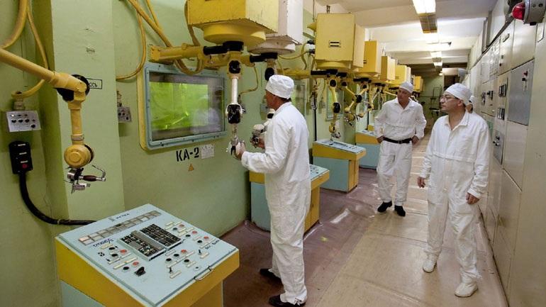 Ρωσία-ρουθήνιο 106: Δεν υπήρξε κανένα περιστατικό στις πυρηνικές εγκαταστάσεις της χώρας, τονίζει η Rosatom