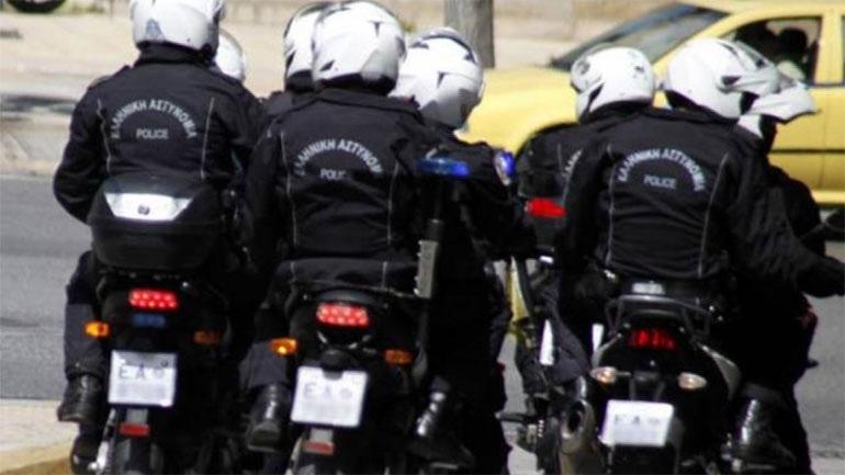 Σοβαρό τροχαίο στη Λεωφόρο Νάτο - Τραυματίστηκαν τέσσερις αστυνομικοί της ΔΙ.ΑΣ.