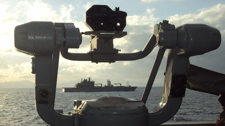 Συνεκπαίδευση του Πολεμικού Ναυτικού με το Ναυτικό της Γερμανίας