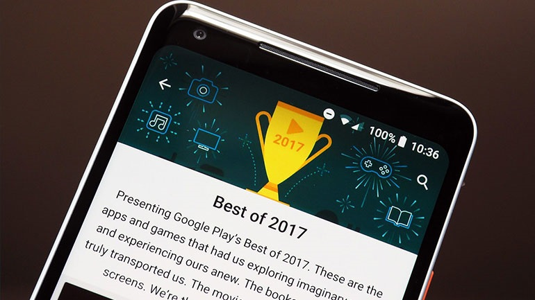 Google Android - Best of 2017: Οι κορυφαίες εφαρμογές και παιχνίδια της χρονιάς