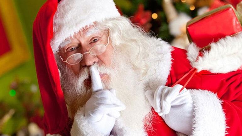 Μη λέτε στα παιδιά ότι υπάρχει ο Άγιος Βασίλης!