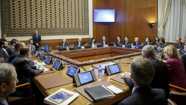 Την Κυριακή στη Γενεύη η αντιπροσωπεία της συριακής κυβέρνησης