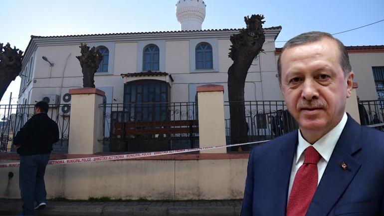 O Eρντογάν στη Θράκη - Προβληματισμός στην Αθήνα
