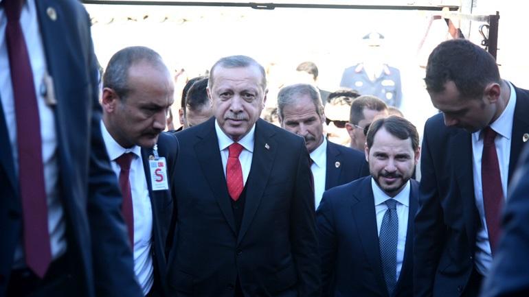 Ο Ερντογάν στην Κομοτηνή