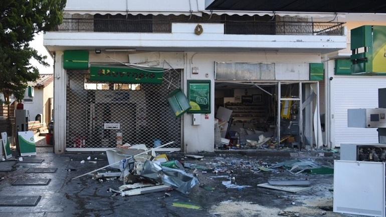 Έκρηξη σε πρατήριο υγρών καυσίμων στην Ανάβυσσο