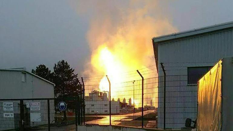 Αυστρία: Ένας νεκρός και 20 τραυματίες από έκρηξη σε σταθμό φυσικού αερίου