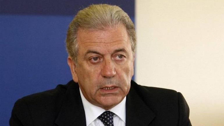 Δ. Αβραμόπουλος: «Απαράδεκτη και αντιευρωπαϊκή η πρόταση Τουσκ για κατάργηση των ποσοστώσεων στο προσφυγικό»