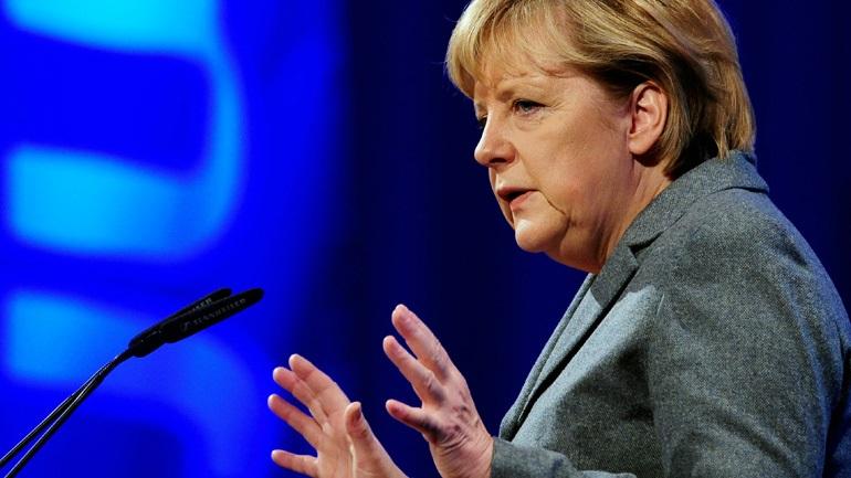 Mέρκελ: Έτοιμη για καλή συνεργασία σε πνεύμα εμπιστοσύνης με την νέα αυστριακή κυβέρνηση