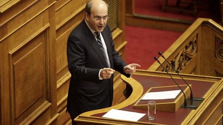Κ. Χατζηδάκης: Η κυβέρνηση πανηγυρίζει ενώ οι φτωχοί γίνονται φτωχότεροι