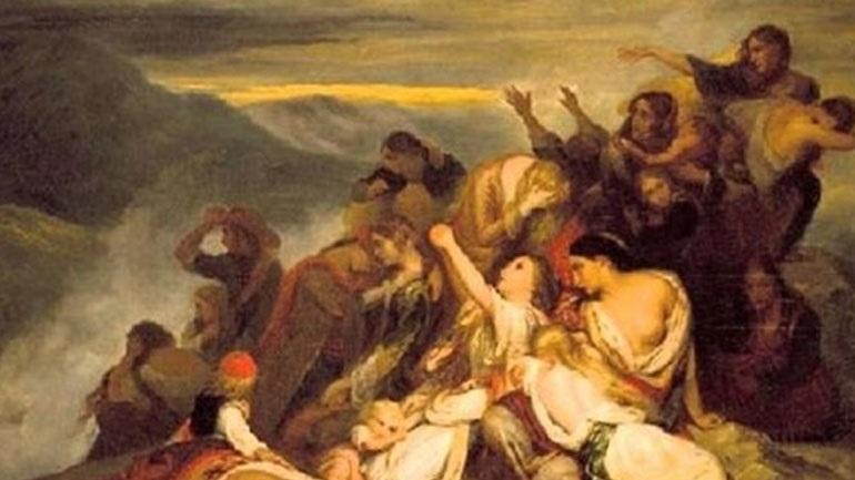 Τραγουδώντας το θάνατο τους στο Ζάλογγο...