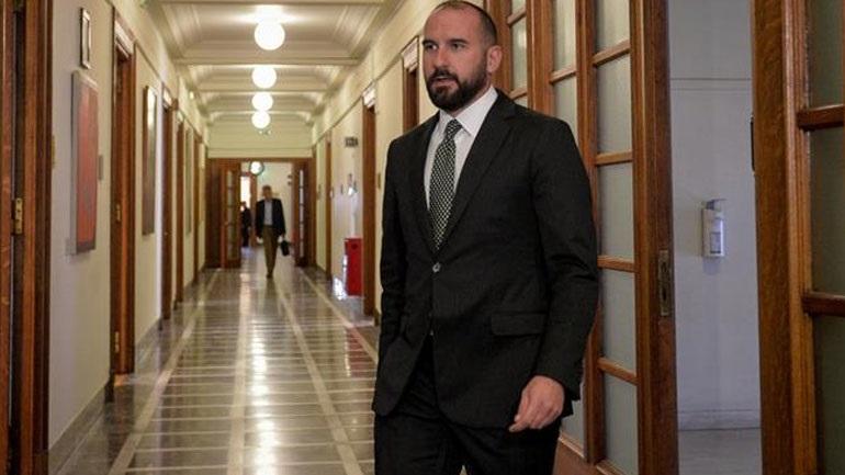 Δ. Τζανακόπουλος: Η κυβέρνηση κάνει ότι μπορεί για την διασφάλιση των συμφερόντων των εργαζόμενων στον 9,84