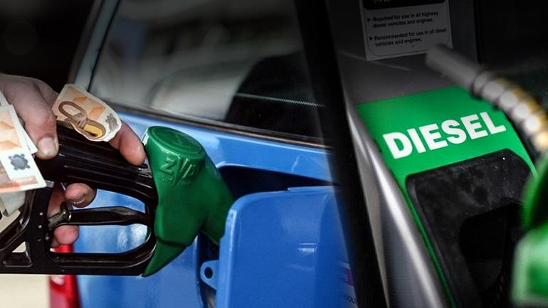 Βόμβα: Εξομοιώνουν το πετρέλαιο κίνησης με τη βενζίνη
