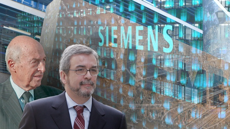 "Yπόθεση Siemens: ""Καίει"" τον Σημίτη η Τσακάλου"