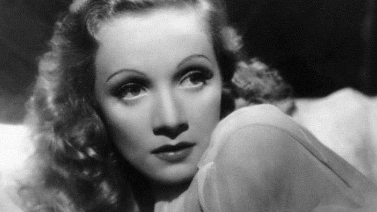 Μαρλέν Ντίτριχ - Μια γυναίκα σύμβολο