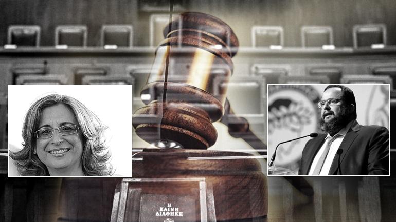 Ο Μαρινάκης απειλεί την εισαγγελέα Ειρήνη Τζίβα