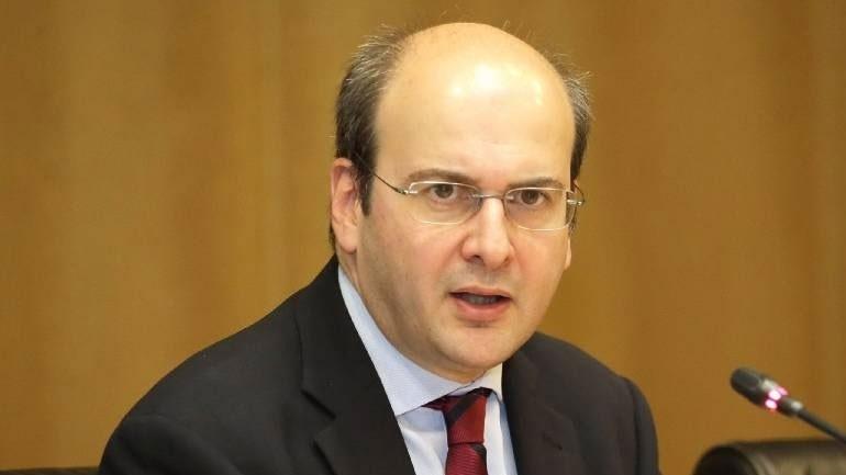 Κ. Χατζηδάκης: Η «καθαρή έξοδος» του κ. Τσίπρα, ένα ακόμα μεγάλο ψέμα