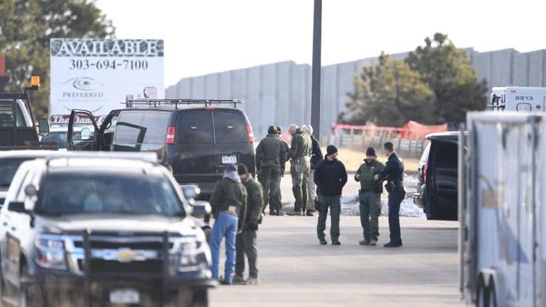 Πυροβολισμοί στο Ντένβερ των Ηνωμένων Πολιτειών - Nεκρός ένας αστυνομικός