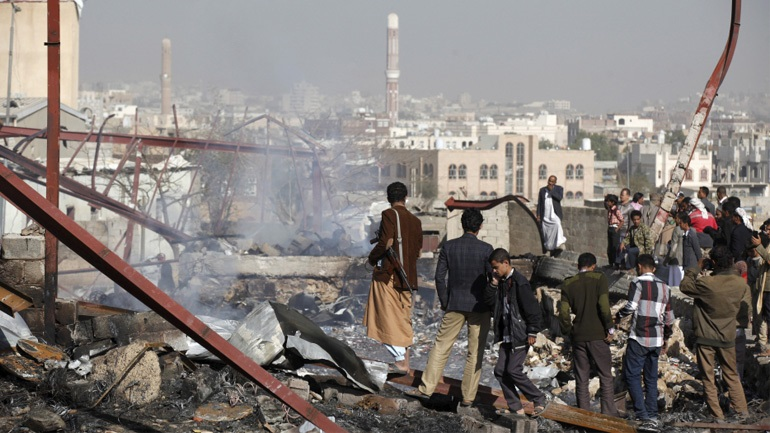 Αποτέλεσμα εικόνας για Υεμένη: Σχεδόν 50 νεκροί, άμαχοι και αντάρτες, σε ένα 24ωρο